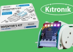 element14 Now Stocking Kitronik Products and Accessories for micro:bit, Arduino and Raspberry Pi