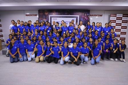 Intel and NASSCOM Foundation help 'Girls Innovate for Tomorrow'