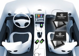 Simplify Power Delivery (PD) in Growing USB Type-C™ Charging Market with Two USB-PD Solutions from Microchip