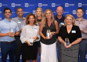 Mouser Electronics Recognizes 2019 Best-in-Class Award Winners