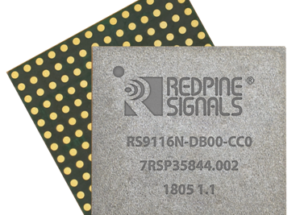 Redpine Signals' Multiprotocol Wireless SoCs and Modules at Rutronik UK