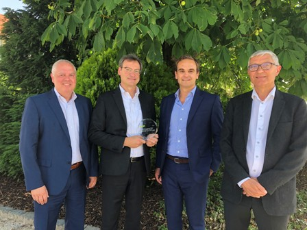 Avnet Silica recognised by NXP as fastest growing distributor  in the EMEA region in 2018