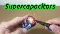 Evolution of Supercapacitor