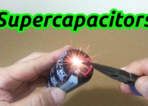 Evolution of Supercapacitor