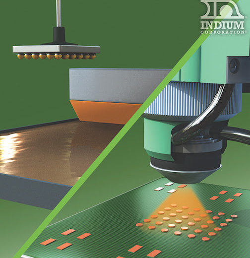 Indium Corporation Features WS-446HF Flip-Chip and Ball-Attach Flux at SEMICON Taiwan