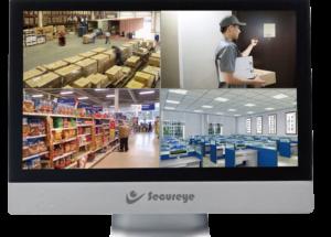 Secureye introduces Innovative 4CH LCD NVR kit