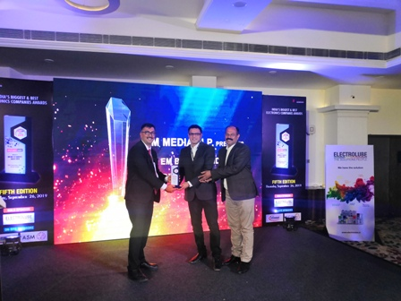 Best Intelligent Security Solutions Provider by Electronics Maker