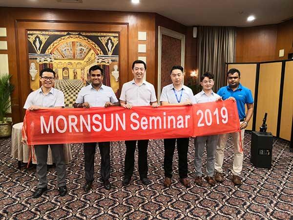 Mornsun-seminar-India1