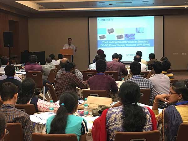 Mornsun-seminar-India2