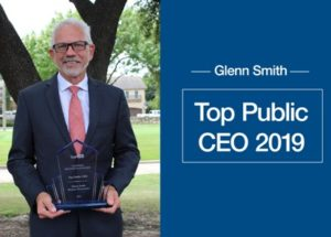 Glenn Smith of Mouser Electronics Named Top CEO