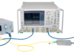 Anritsu Company Introduces Modular Opto-electronic Network Analyzer that Brings Cost and Time Benefits to High-speed Device Verification