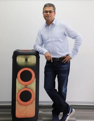 HARMAN Appoints Vikram Kher as Vice President, Lifestyle Audio in India