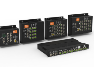 TE Connectivity Introduced Managed Ethernet Switches