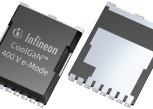 Infineon expands its CoolGaN™ portfolio with two industrial-grade devices: the CoolGaN 400 V and the CoolGaN 600 V