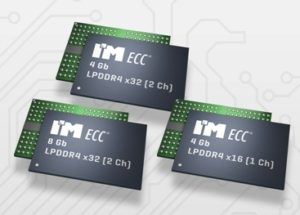 Intelligent Memory has released samples of their new ECC DRAM product line for both LPDDR4 and LPDDR4X technologies!