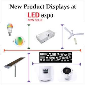 LED Expo breaks records again proving growing LED technology adoption in India