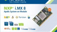 Toradex announces general availability for its Apalis SoM based on the NXP i.MX 8QuadMax applications processor