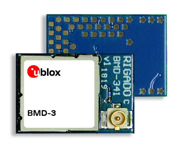 u-blox strengthens Bluetooth portfolio to encompass broadest possible variety of use cases – from ultra-long range to indoor location