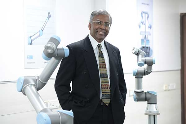 Mr Pradeep David, General Manager, South Asia, Universal Robots