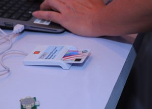 STMicroelectronics Demonstrated latest Security products at SmartCards Expo