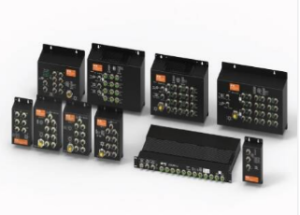 TE Connectivity Introduced Industrial Ethernet Switches with M12 Connectivity