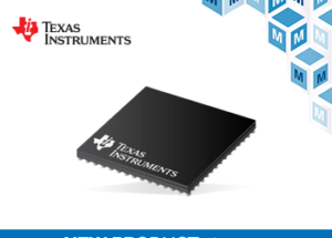 Mouser Electronics Now Stocking the AWR1843 TI mmWave Sensor for Automotive Radar Systems