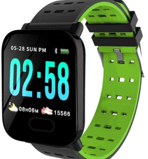 UBON debuts smart watch SW-11 with in-built GPS Tracker at Rs 2,199