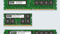 32GB DDR4 UDIMM and SO-DIMM modules with or without ECC in commercial and  industrial temp ratings.