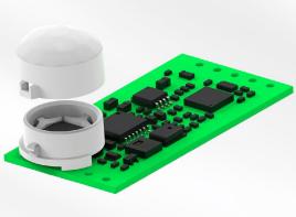 TE Connectivity introduced AmbiMate MS4 Multi-Sensor Module