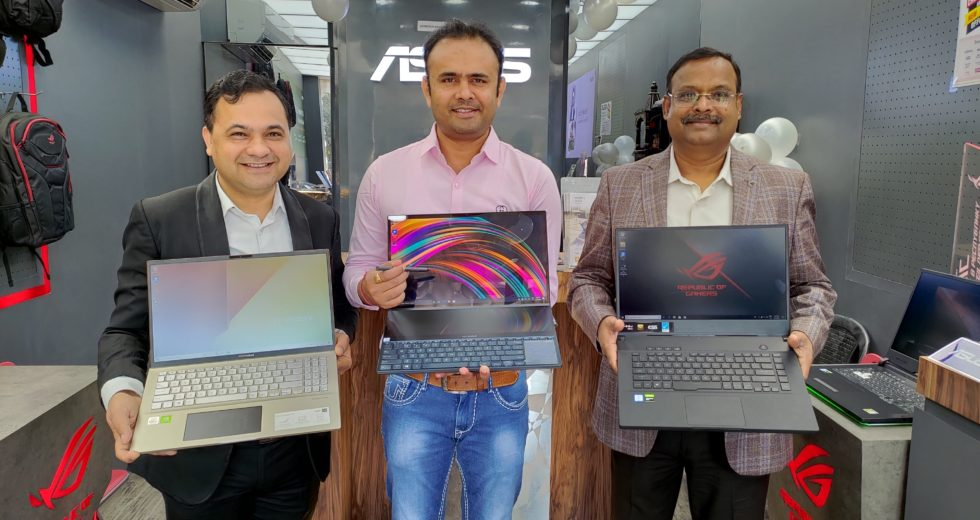 ASUS Announces ASUS Exclusive Store launch in Ghaziabad