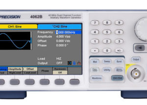 B&K Precision Introduces New Series of Waveform Generators