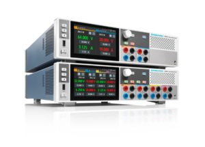New R&S NGP800 power supplies boost efficiency with up to four independent channels in a single compact instrument
