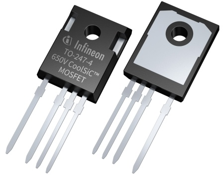 CoolSiC™ MOSFET 650 V family offers best reliability and performance to even more applications