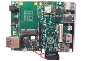 High-performance 96Boards platforms from Arrow Electronics harness the i.MX 8 family of multicore processors for machine learning and Human Machine Interface