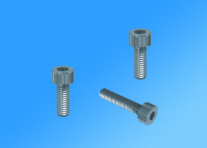 New Titanium Socket Head Cap Screws