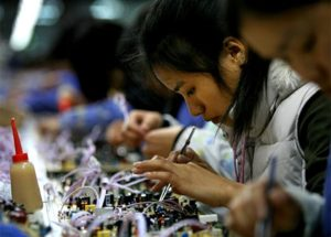 Electronics Manufacturers Feel Impact of Coronavirus Disruptions