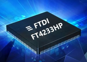FTDI Launches Dual & Quad Channel USB-to-UART/MPSSE Bridge ICs with Built-in Type-C/PD Controllers
