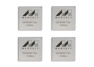 Marvell Announces OCTEON TX2 Family of Multi-Core Infrastructure Processors