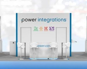 Power Integrations Virtual Booth to showcase latest innovations in power electronics