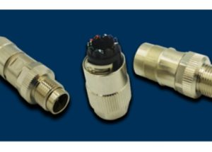 Stewart Connector Introduces the M12 X-Code Field Terminable Plug