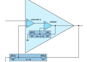 Series Connection  of Op Amps: How to  Achieve Precision with  Simultaneously Higher  Output Power