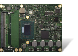 AMD Ryzen based congatec COM Express module  for the industrial temperature range