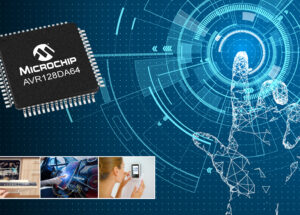 New Functional Safety Ready AVR® DA Microcontroller Family Enables Real-Time Control, Connectivity and HMI Applications