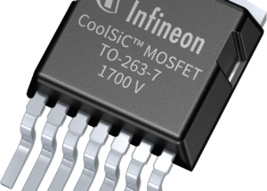 CoolSiC™ MOSFET 1700 V SMD enables best efficiency and reduced complexity for high voltage auxiliary power supplies