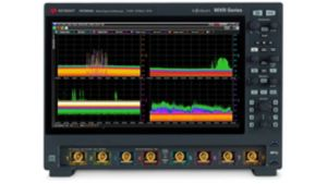 Keysight Technologies' Combines Technology and Solutions Expertise to Deliver the New Infiniium MXR-Series Mixed Signal Oscilloscopes