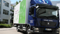 From A to B with E: eTruck reduces CO2 emissions at Infineon's Regensburg site