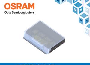 Osram SPL SxL90A Lasers, Now Available at Mouser, Enhance LiDAR Vision of Autonomous Vehicles