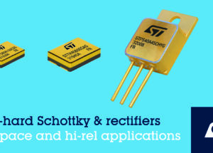 STMicroelectronics Boosts Power Efficiency in Space Applications with New Radiation-Hardened Devices