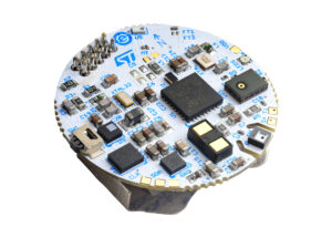 STMicroelectronics' Reference Design Enables Compact and Cost-Effective Wearables with Social-Distancing, Contact-Tracing, and Remote Capabilities