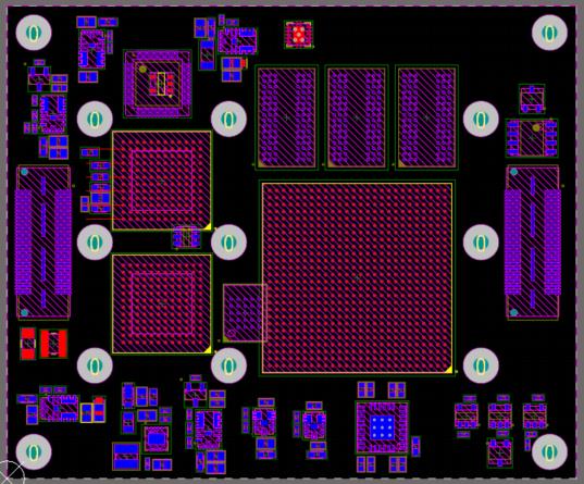 Placa de E / S de 16-256 canais para instrumentos PXIe e ATE 17